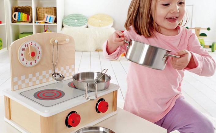 Cucina Giocattolo Bambini Giochi Cucina In Legno Hape