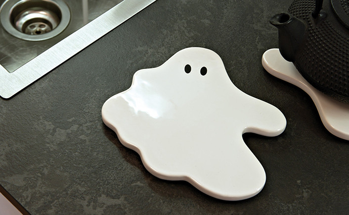 Sottopentola Funny Book Ghost
