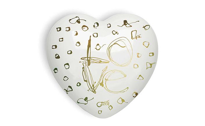 Golden Love - Heart Collection