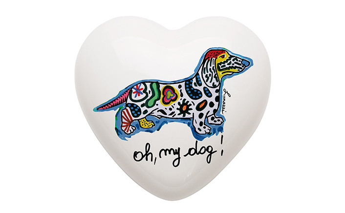 Oh My Dog! - Heart Collection