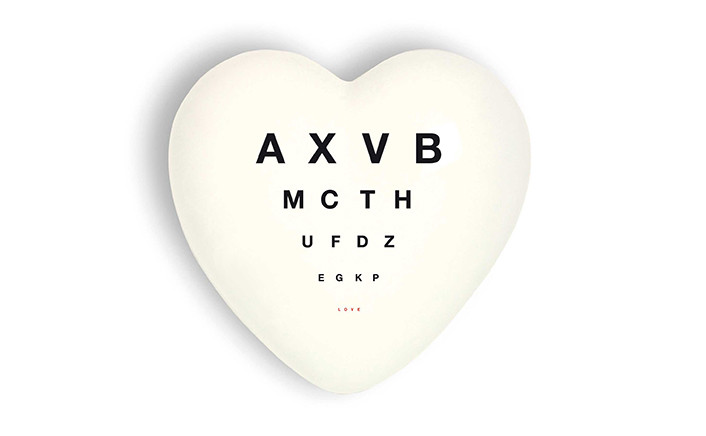 Vision Test - Heart Collection