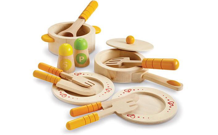 Kit cucina del buongustaio giochi cucina hape - Basi cucina in kit ...