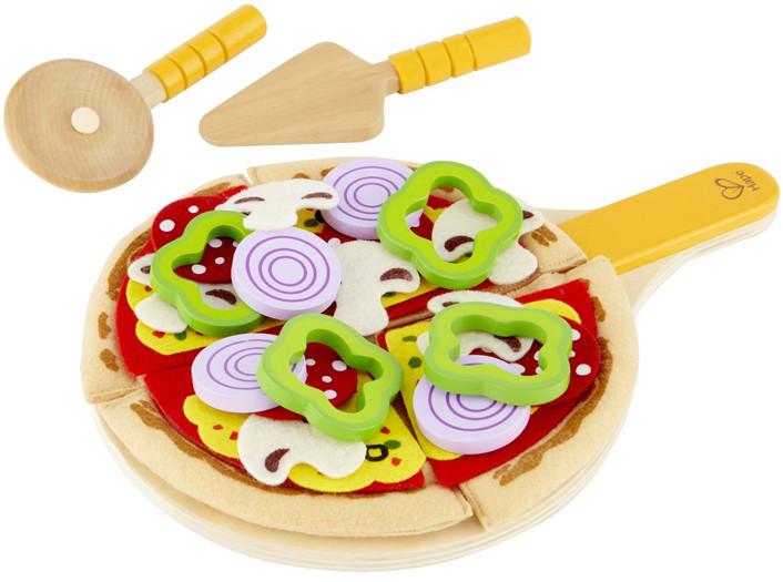 Kit Pizza per bambini - Giochi Cucina in Legno - Hape Hape Giochi ...