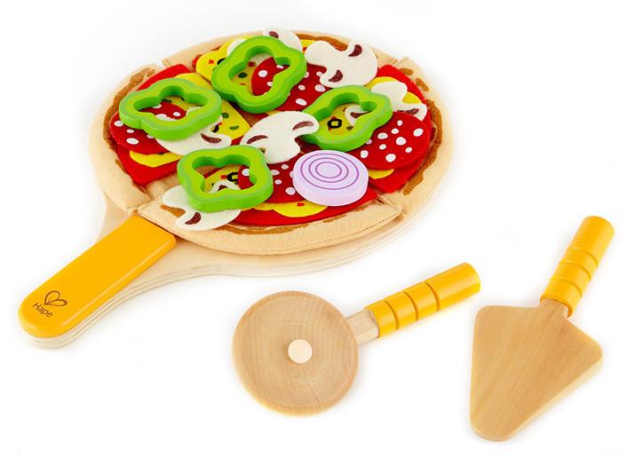 Kit Pizza Per Bambini Giochi Cucina In Legno Hape Hape