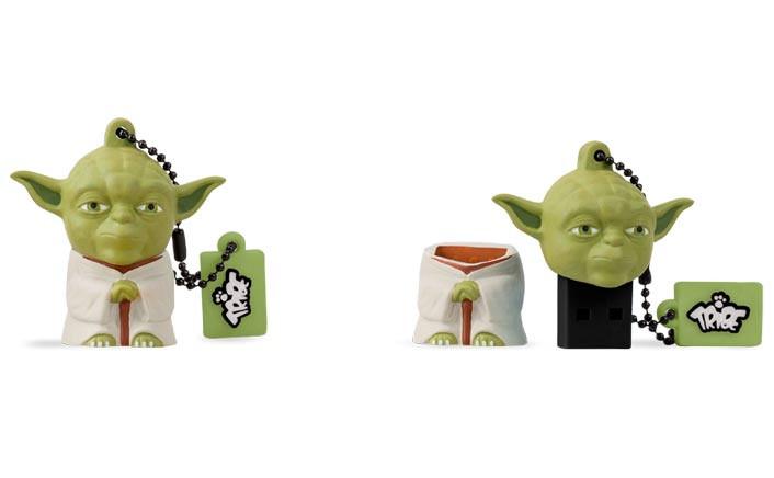 Chiavetta USB Yoda - Star Wars