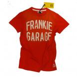 """T-Shirt Frankie Garage Uomo Vintage """"Logo"""""""