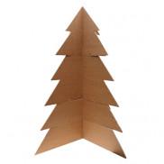 Albero di Natale Gigante di Cartone