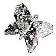 Blooming White - Butterflies