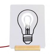 Lampada Drawlamp