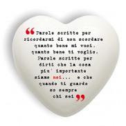 Parole Scritte - Heart Collection