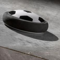 Air disc soccer
