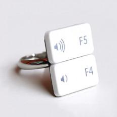 Anello F5-F4 Mac