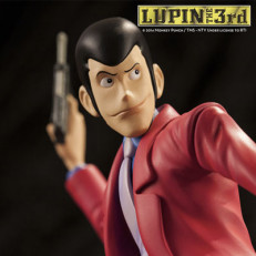 Lupin III - Action Figure
