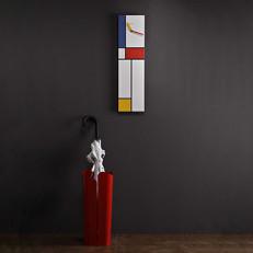 Orologio Mondrian