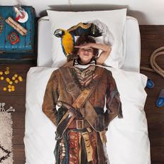 Copripiumino Pirata