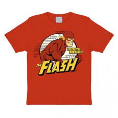 T-Shirt Uomo Flash DC Comics