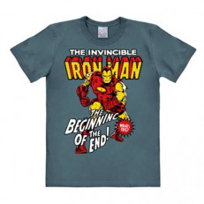 T-Shirt Uomo Iron Man Marvel
